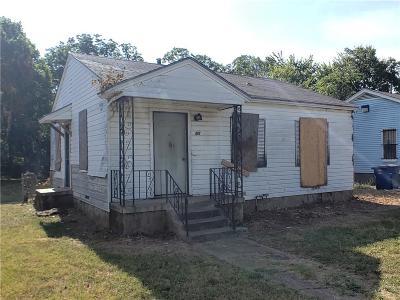 Dallas Single Family Home For Sale: 810 Lambert Street