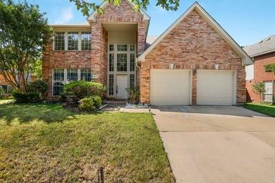 Fort Worth Single Family Home For Sale: 5448 Lake Powell Drive