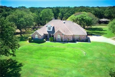 Navarro County Single Family Home Active Option Contract: 3005 Rock Road