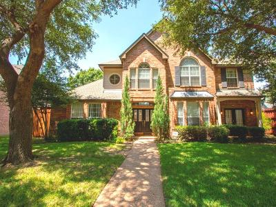 Plano Single Family Home For Sale: 4609 Spencer Drive