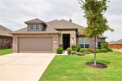 Mansfield Single Family Home Active Option Contract: 1000 Copperleaf Drive