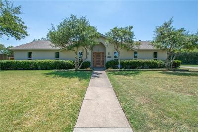 Farmers Branch Single Family Home Active Option Contract: 3404 Janlyn Lane