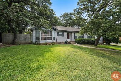 Brownwood Single Family Home For Sale: 4001 Glenwood Drive