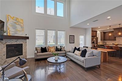 Fort Worth Townhouse For Sale: 7109 Lost Star Court