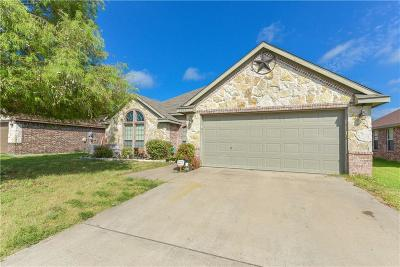 Seagoville Single Family Home For Sale: 1211 Shelby Drive