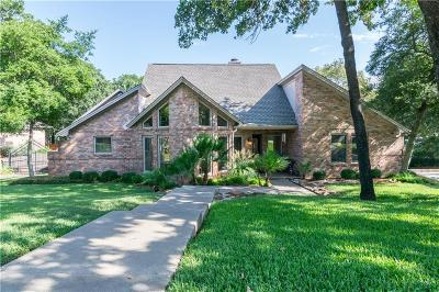 Grapevine Single Family Home Active Option Contract: 3076 High Ridge Drive