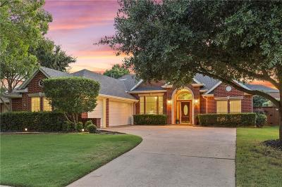 Flower Mound TX Single Family Home For Sale: $450,000