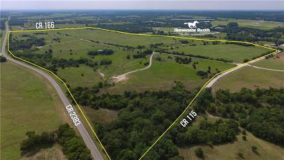 Cooke County Farm & Ranch For Sale: 747 County Road 115