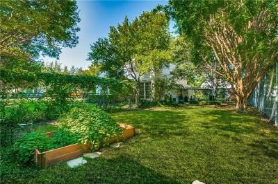Dallas County Residential Lots & Land For Sale: 6019 Glendora Avenue