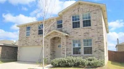 Fort Worth Single Family Home Active Option Contract: 9105 Old Clydesdale Drive