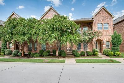 Carrollton Townhouse Active Option Contract: 4265 Comanche Drive