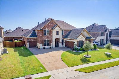 Rowlett Single Family Home For Sale: 9611 Edgeway Circle
