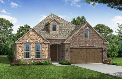Lewisville Single Family Home For Sale: 3257 Lakewood Bluffs Trail