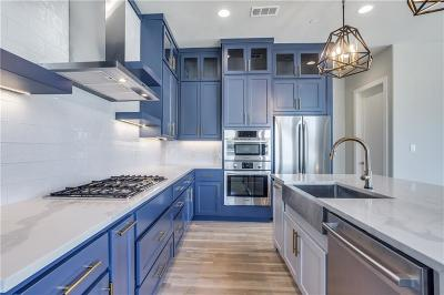 Fort Worth Townhouse For Sale: 2532 Galvez Avenue