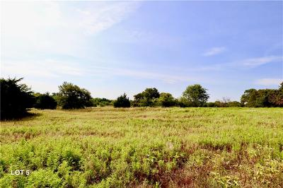 Wise County Farm & Ranch For Sale: Tract 5 Private Road 2562