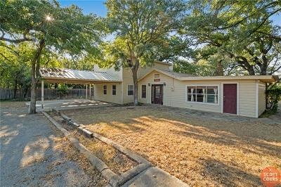 Brownwood, May, Lake Brownwood Single Family Home For Sale: 7998 County Road 464