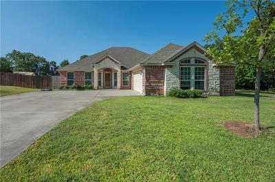 Parker County Single Family Home For Sale: 224 Hidden Creek Loop