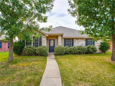 Wylie Single Family Home Active Option Contract: 2809 Meadow Bluff Drive