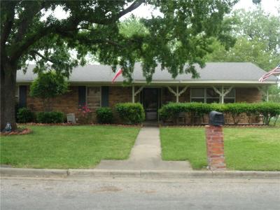 Sherman Single Family Home For Sale: 3107 Mimosa Drive