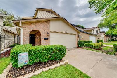 Garland Single Family Home For Sale: 3618 Corona Drive