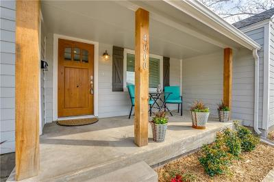 Fort Worth Single Family Home For Sale: 4000 Calmont Avenue