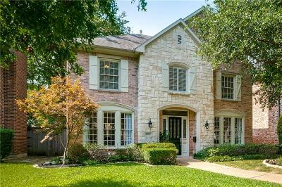 Dallas County Single Family Home For Sale: 2717 Rosedale Avenue