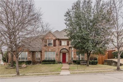 Plano Single Family Home For Sale: 8008 Lynchburg Drive