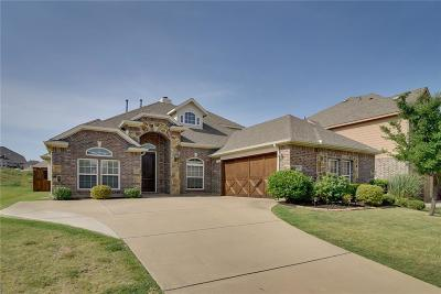 Fort Worth Single Family Home For Sale: 8725 Hornbeam Drive