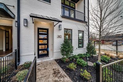 Waxahachie Townhouse For Sale: 90 Kaufman Street