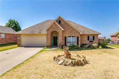 Weatherford Single Family Home For Sale: 605 Elizabeth Place