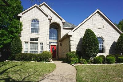 Flower Mound Single Family Home For Sale: 1400 Candlelight Cove