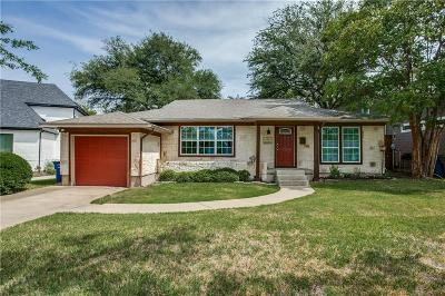 Single Family Home For Sale: 3841 Beechwood Lane