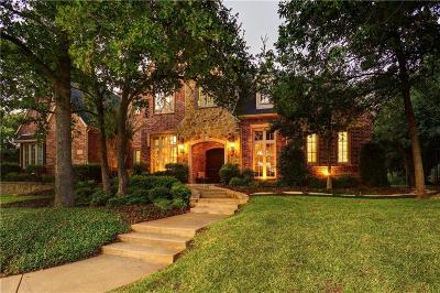 Southlake Single Family Home For Sale: 112 Welford Lane