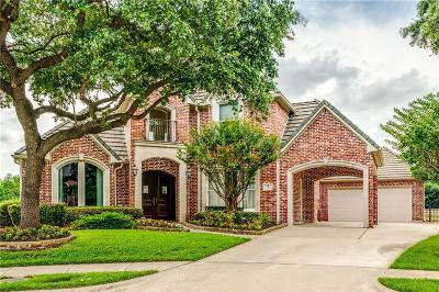 Frisco Single Family Home Active Option Contract: 5 Bermuda Dunes Court