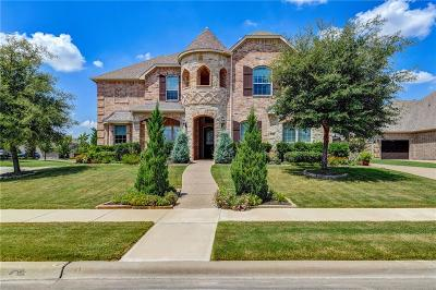 Denton County Single Family Home For Sale: 2701 Cromwell Court