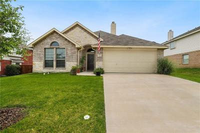 Royse City Single Family Home Active Option Contract: 525 Love Lane