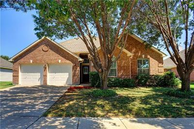 Fort Worth Single Family Home For Sale: 12000 Copper Creek Drive