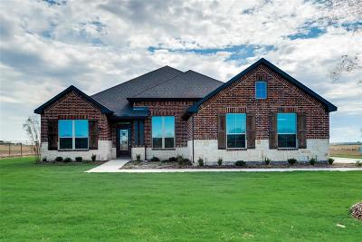 Johnson County Single Family Home For Sale: 8921 Winding Way