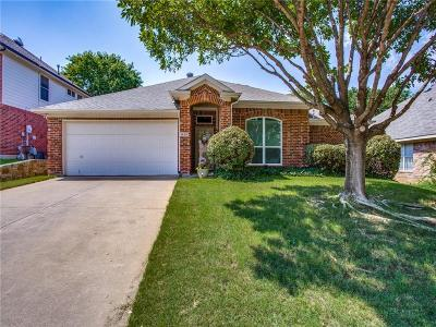 Single Family Home For Sale: 1620 Meadowview Drive