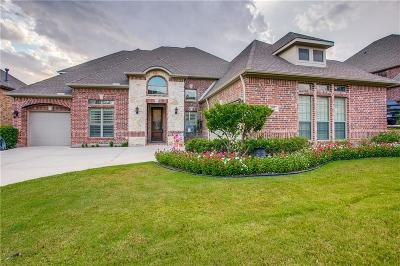 Fort Worth Single Family Home For Sale: 9909 Sam Bass Trail
