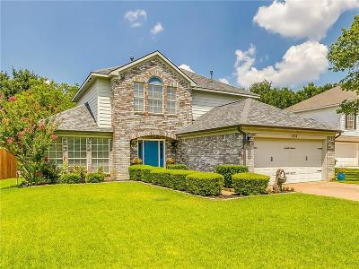 Grapevine TX Single Family Home For Sale: $364,500