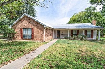 Wills Point Single Family Home For Sale: 204 S 1st Street