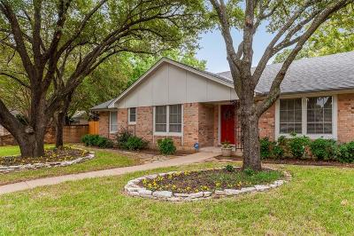 Arlington Single Family Home For Sale: 2114 W Sanford Street