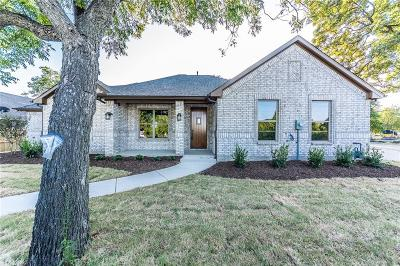McKinney Single Family Home For Sale: 802 Rockwall Street