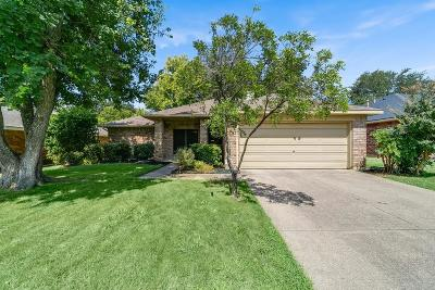 Garland Single Family Home For Sale: 2117 McIntosh Drive