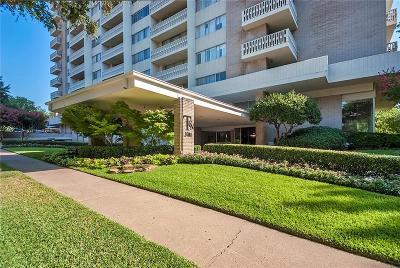 Dallas Condo For Sale: 3701 Turtle Creek Boulevard #4H