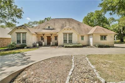 Granbury Single Family Home For Sale: 10204 Ravenswood Road