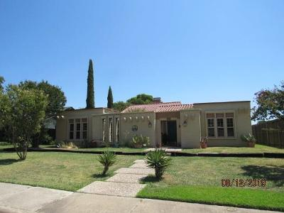 Dallas County, Denton County Single Family Home For Sale: 3722 Woodside Road