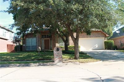 Keller Single Family Home For Sale: 625 Cherry Tree Drive