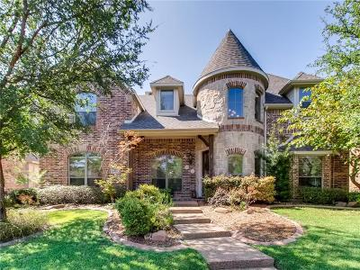 Allen Single Family Home For Sale: 1111 Arbor Park Drive